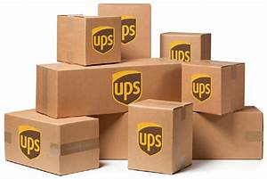 Paradise Ups Delivering Box Holders Mail In Chico Barnes