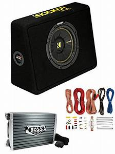 How To Buy The Best Kicker Amp Install Kit