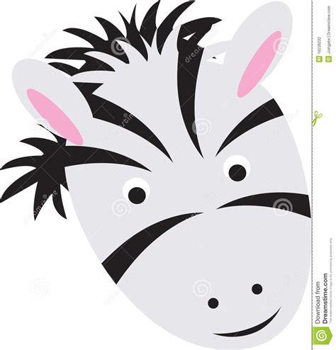 Animated Zebra Face Wwwpixsharkcom Images Galleries