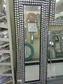 floor mirror hobby lobby blinged out mirror all that sparkles pinterest
