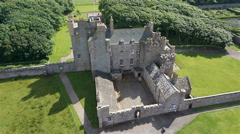 floor plan castle of mey venture