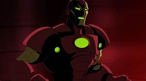 Iron Man Armor (Next Avengers: Heroes of Tomorrow ...