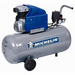 Compresseur Michelin 50 L : compresseur d air 50 l 2 cv michelin tous les produits ~ Melissatoandfro.com Idées de Décoration