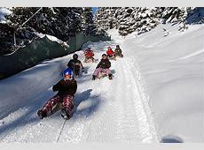 Rodeln in Gröden Wintersport für die ganze Familie
