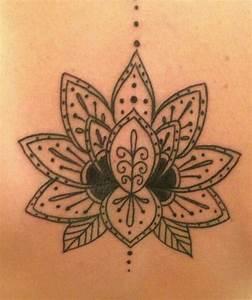 Henna style Lotus flower | Inspired Ink | Pinterest