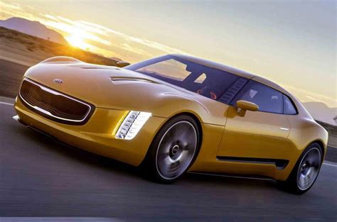 Kia S Gt Sports Car Will Arrive By 2020