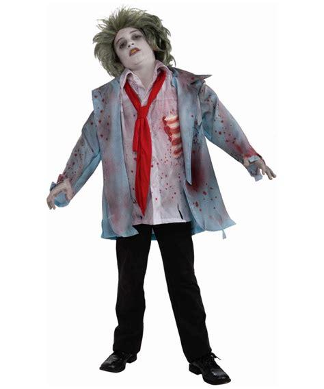 zombie halloween kids costume boys costumes