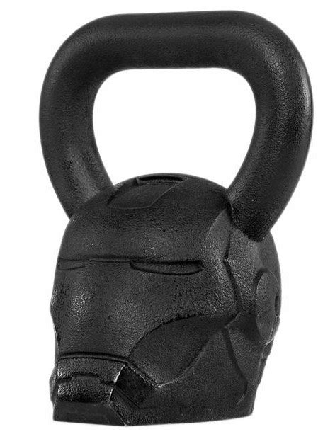 kettlebell cool designs kettlebells ironman bells awesome elite marvel hero