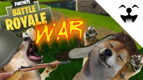 Fortnite Doge