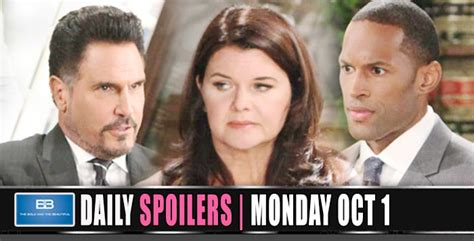 The Bold and the Beautiful Spoilers Weekly Preview: The