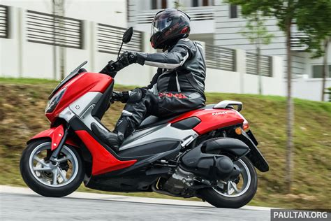 Review Yamaha Nmax by Review 2016 Yamaha Nmax Scooter Pcx150 Killer Image 518092