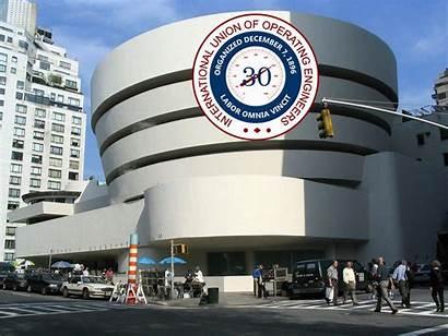 Guggenheim Museum Iuoe Local Artnet Employees Union