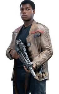 Finn Star Wars – The Force Awakens Leather Jacket