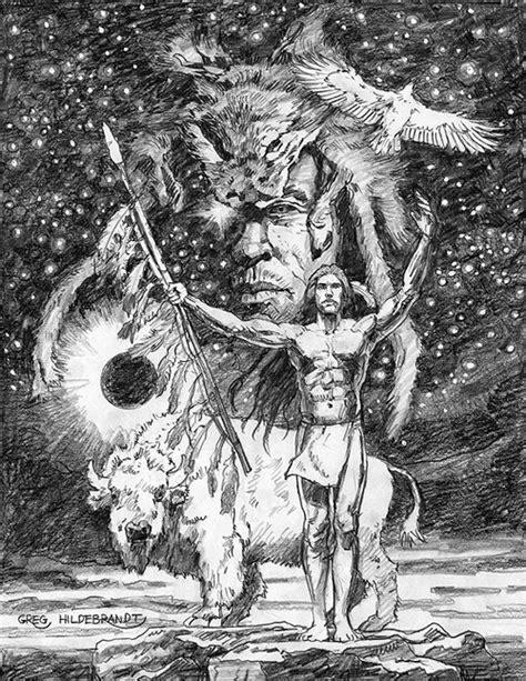 mystic warrior  fantasy spiderwebart gallery