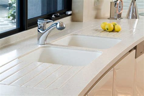 en sink benchtop selecting a benchtop for your new kitchen cdk kitch