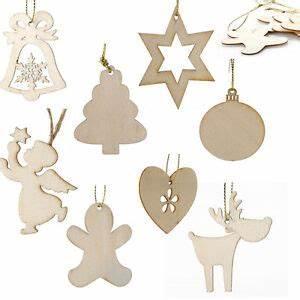 Deko Engel Holz : holz weihnachtsanh nger set christbaumschmuck weihnachten deko elch engel sterne ~ Orissabook.com Haus und Dekorationen