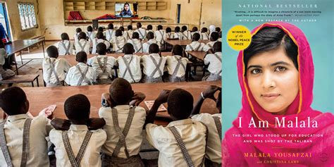 Raise Awareness For Girls' Right To Education With Malala