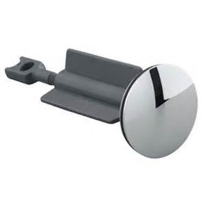 kohler bathroom sink pop up drain stopper chrome plated