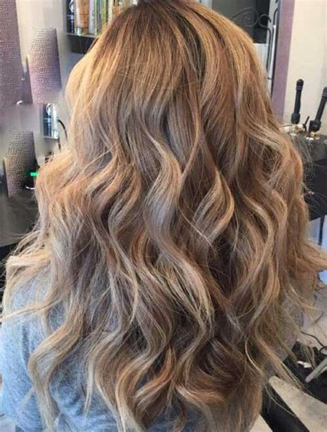 long dark blonde hair hairstyles  haircuts