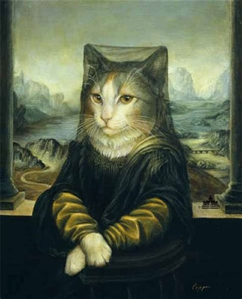 Dia * Designs * *cats In Art 2