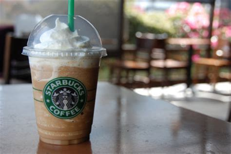 starbucks caffe vanilla light frappuccino blended coffee tall footnotes food friday take flight