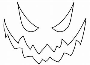 image gallery jack o39lantern stencils With scary jack o lantern face template