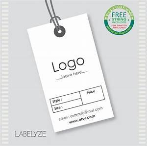 1000 pcs custom hang tags custom clothing labels custom With custom clothing tags cheap