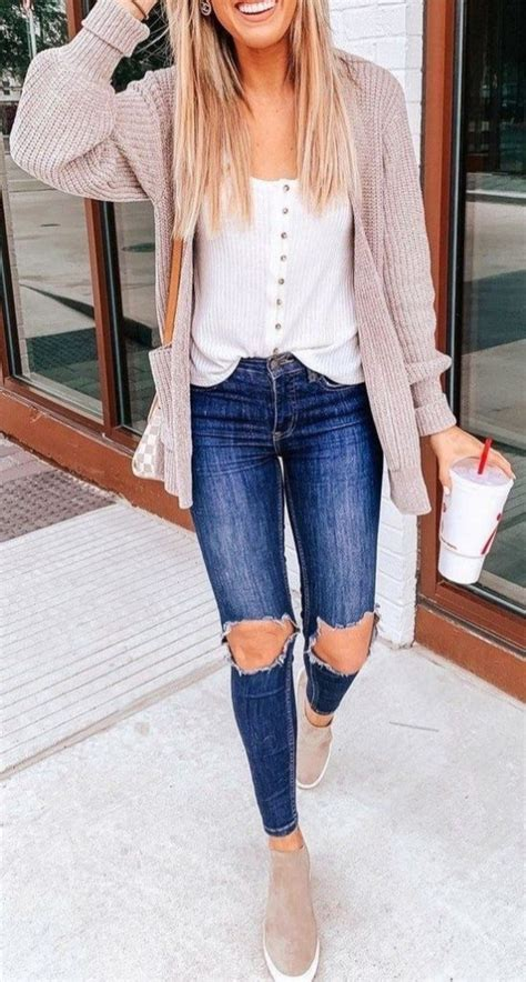 Cute Casual Fall Outfits Ideas For Women Trends