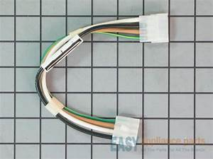 Whirlpool 2187464 Ice Maker Wire Harness
