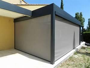 Store électrique Terrasse : prot ger une terrasse de forte chaleur et de la pluie ~ Premium-room.com Idées de Décoration