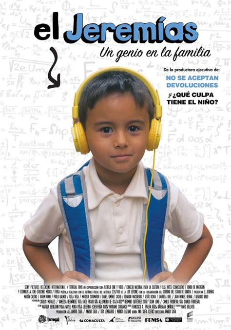 El Jeremías Movie Poster (#1 of 2) IMP Awards
