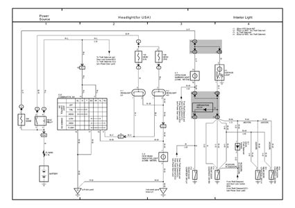 T8 Wiring Diagram Free Picture Schematic by 95 98 Chevy Gmc Truck Fuse Box Door Lid Cover