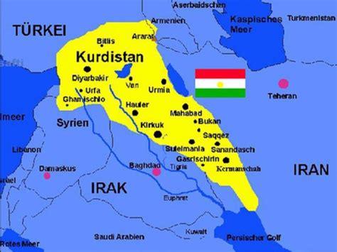 kurdistan       map mrkailanicom medium