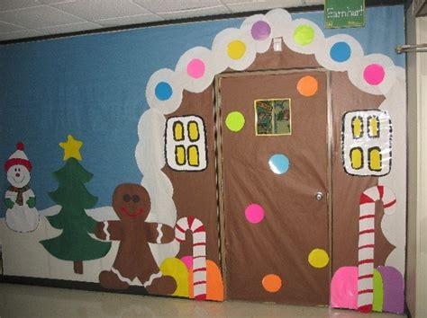 christmas school hallway decorations deck the hall pinterest
