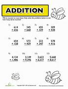 4th Grade Math Worksheets Fourth Grade Math Worksheets Multiplication Image 4th Grade Math Money Addition Worksheets Download Minutes Drill Printable Multiplication Worksheet For First Graders
