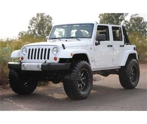 white jeep unlimited lifted pin by jana mcdevitt on 00wheels00 pinterest