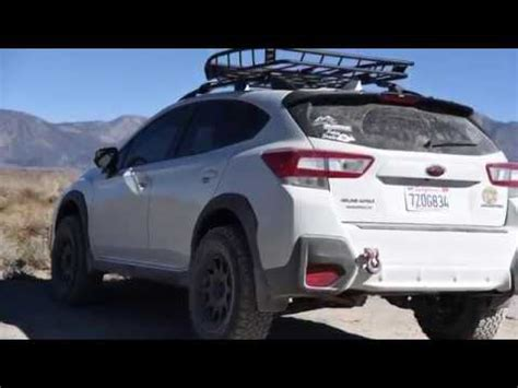 subaru crosstrek  tow hook install youtube