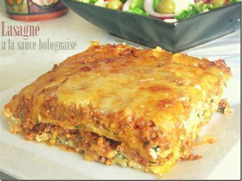 les meilleures recettes de lasagnes