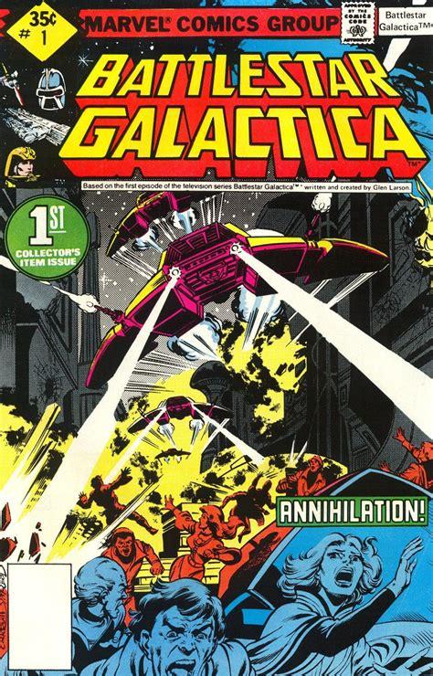 Pin by Phillip Lozano on Comic Book covers | Battlestar ...