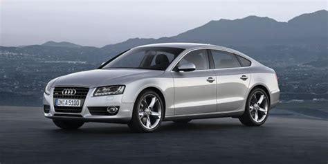 Audi A5 5 Porte by Audi A5 Sportback 5 Porte Per 100 Anni Notizie In Rete