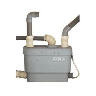 pompe de relevage prix pompe relevage sanispeed accessoires salles de bain et