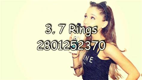 You can get the best discount of up to 75% off. All Famous Ariana Grande Roblox ID Codes 2021 - Game ...
