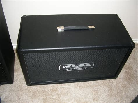 Mesa Boogie Cabinet 2x12 by Mesa Boogie Recto 2x12 Horizontal Image 456672