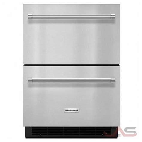 kitchenaid refrigerator drawers kudr204esb kitchenaid refrigerator canada best price