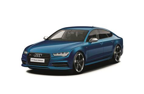 range of audi cars audi unleashes black edition cars across its range car