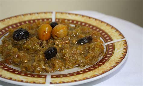 recette de cuisine tunisienne avec photo recette slata mechouia tunisienne salade grillée