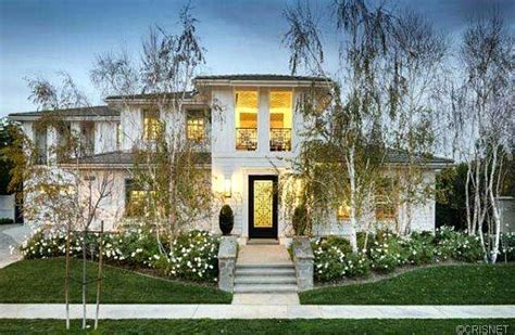 Kourtney Kardashian's Calabasas House  Lifestyles Of The