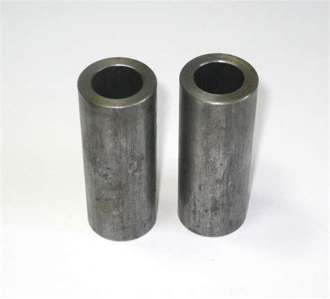 "2 Steel 212"" Length X 58"" Id Bushings Spacers For Mini"