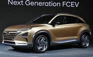 Hyundai Hybride Suv : hyundai shows off pre production fuel cell suv ~ Medecine-chirurgie-esthetiques.com Avis de Voitures