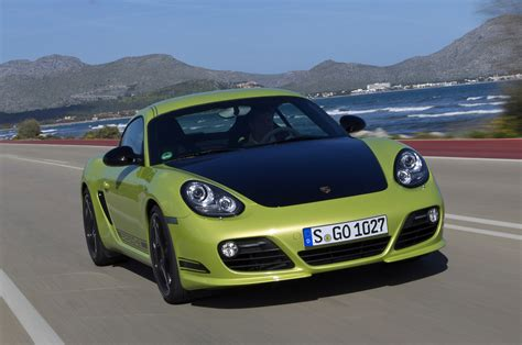2018 Porsche Cayman R First Drive Photo Gallery Autoblog